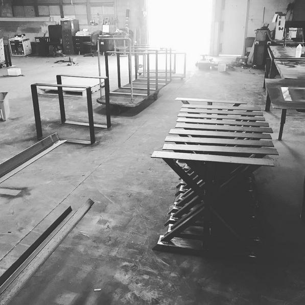 Blue Ridge Metal Works Studio