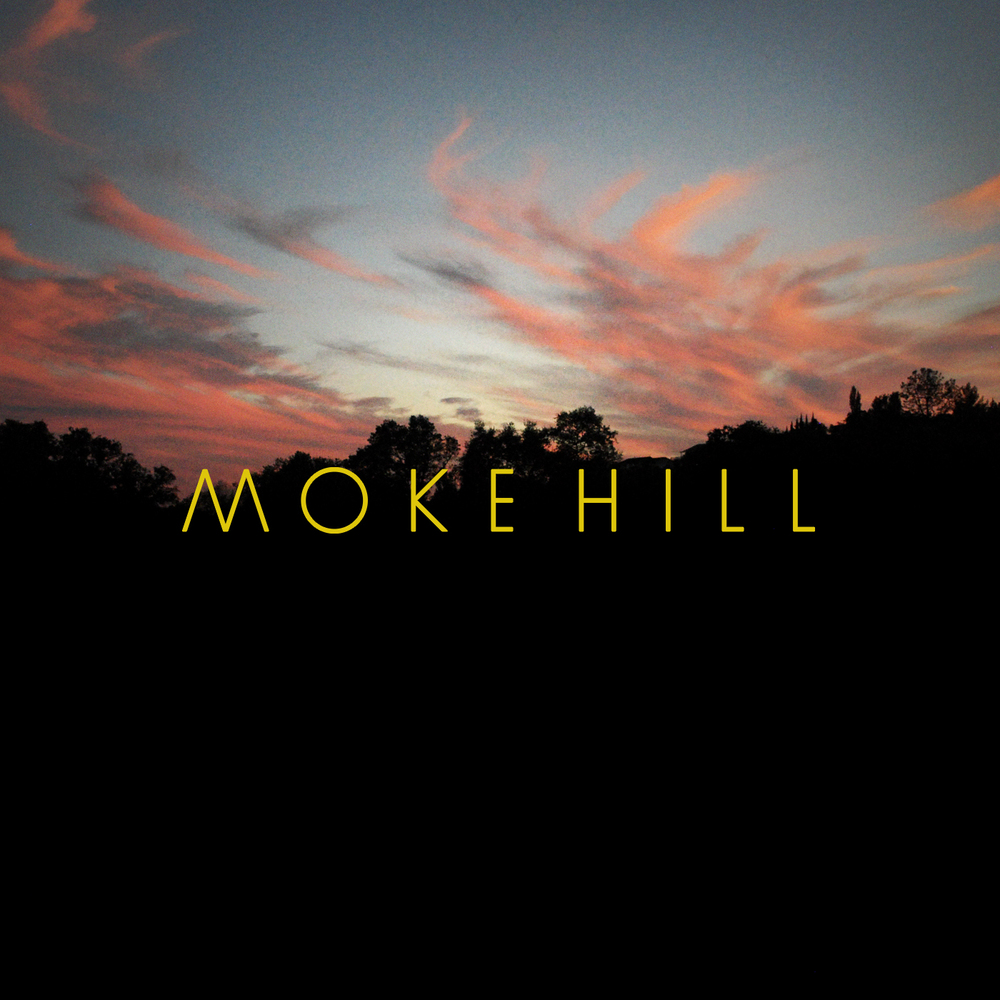 Moke Hill - EP cover art