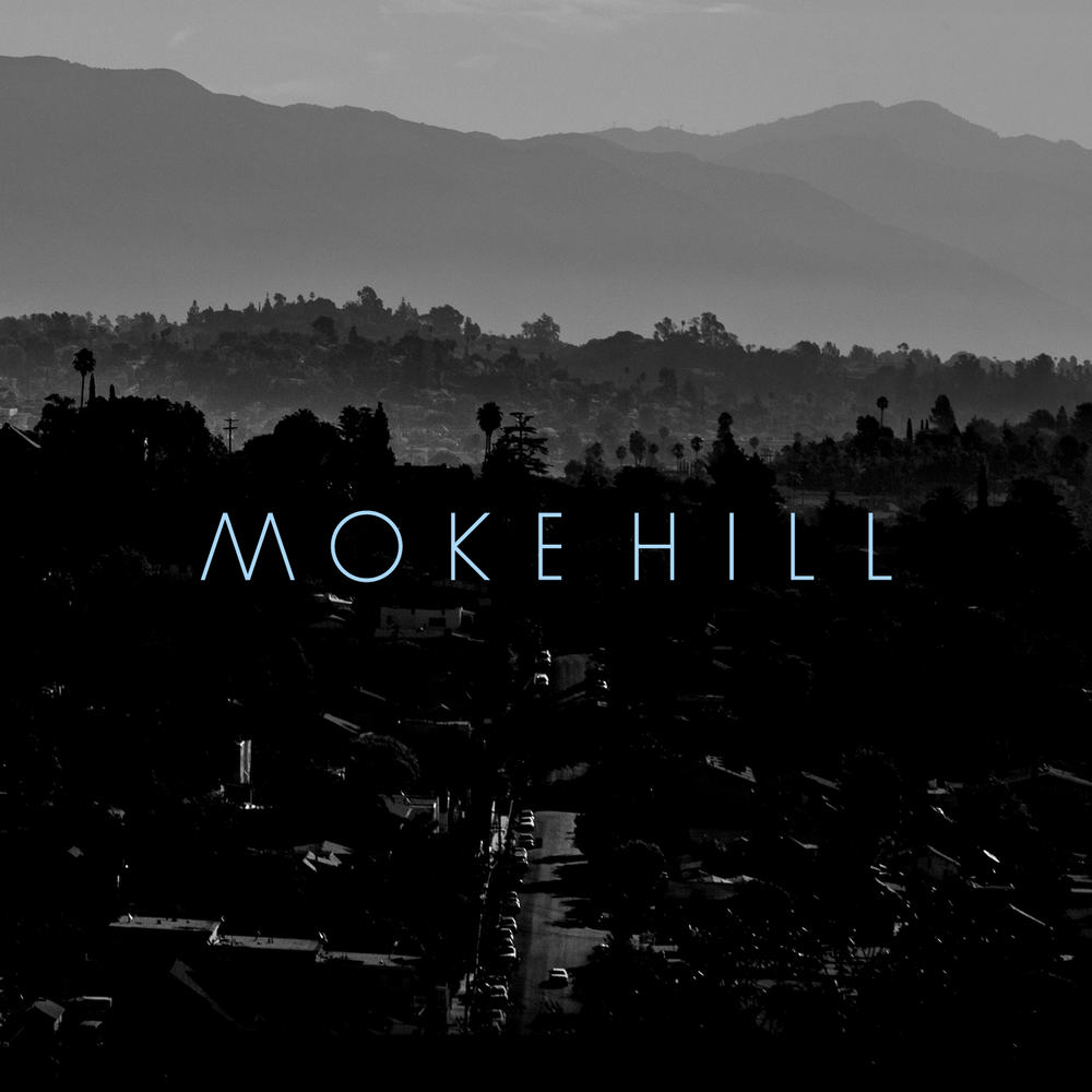Moke Hill - Time Stops Moving cover art