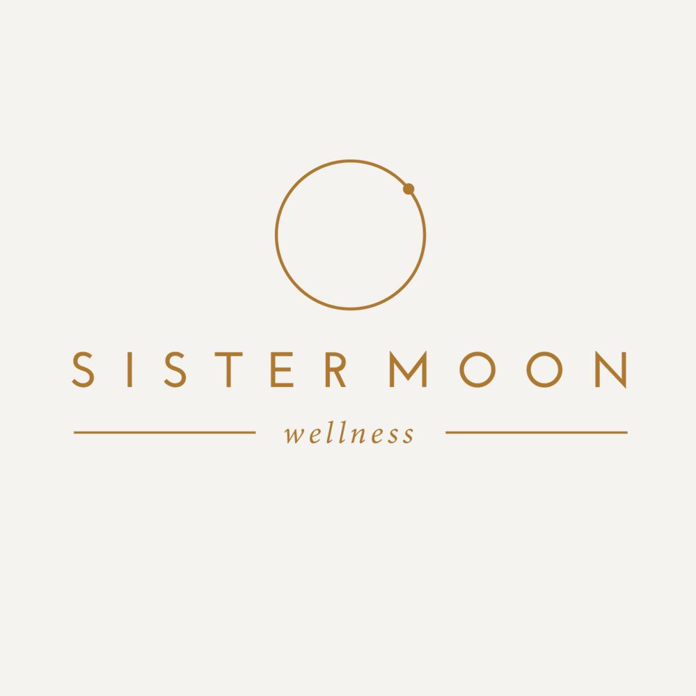 Sistermoon Wellness Branding + Web Design