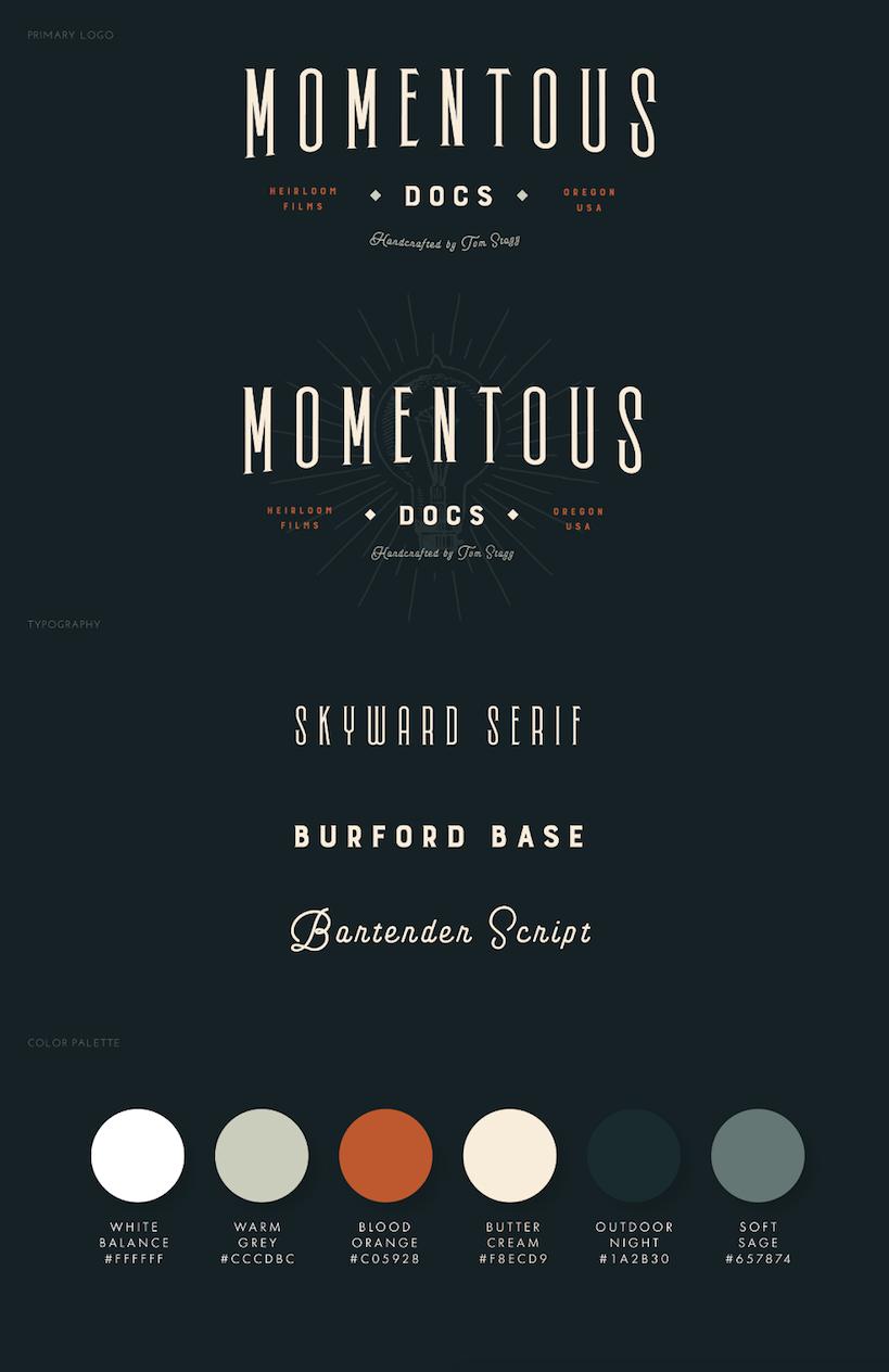 Momentous Docs Branding