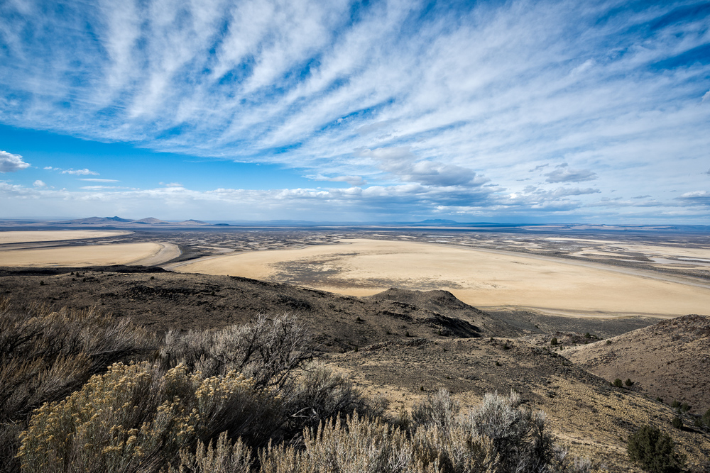 Looking West from Heart Mountain. Nikon D810  (  Click Image to Enlarge)