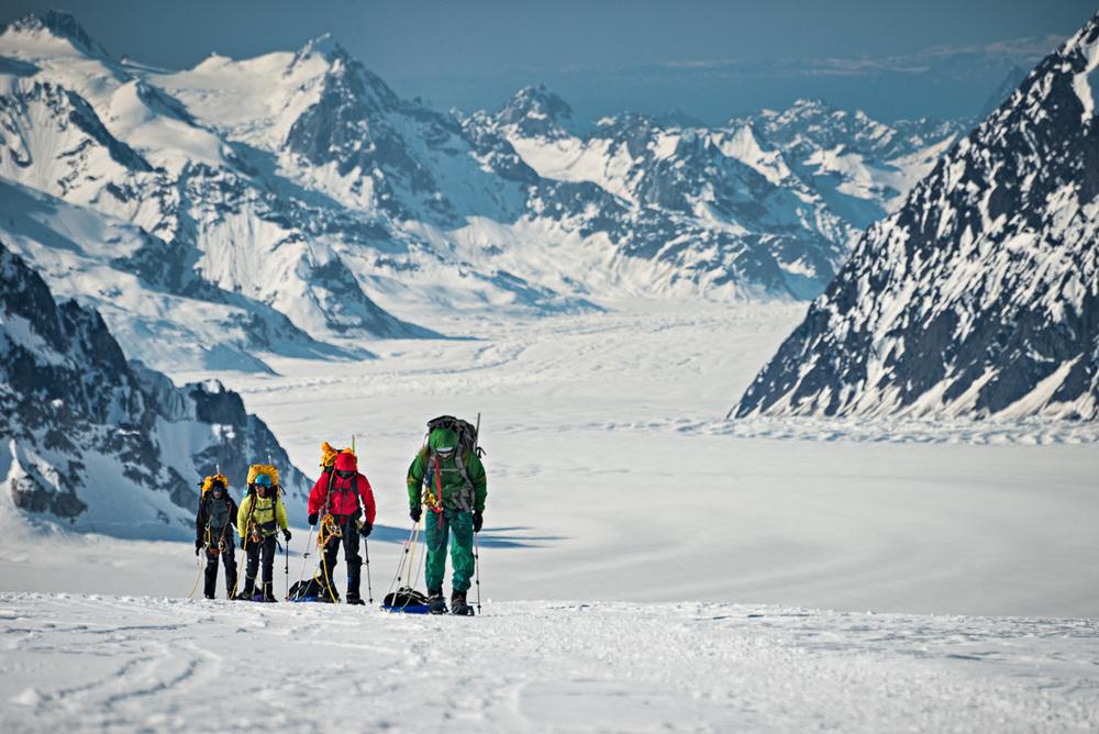 Hudson Henry Expedition Denali