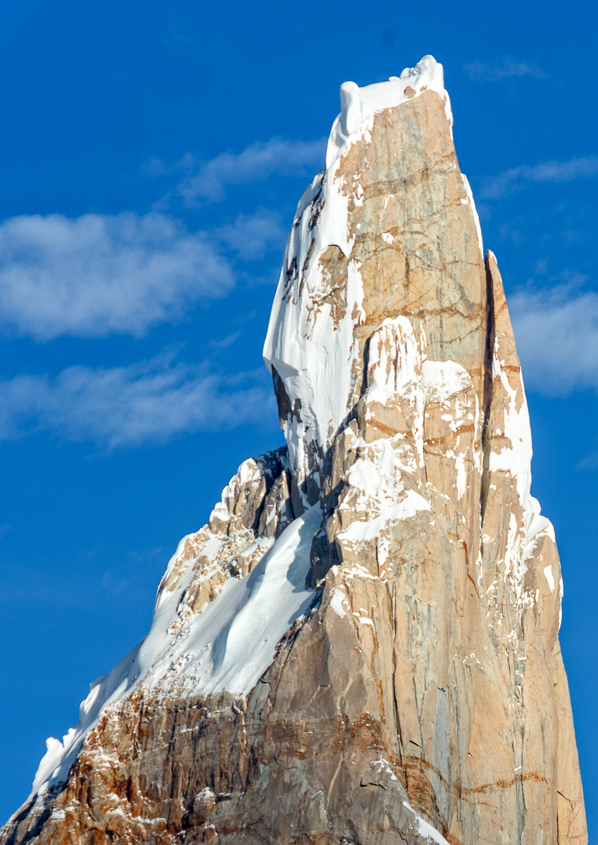 Cerro Torre's Top