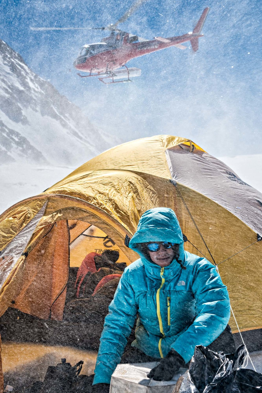 An American Ascent /Expedition Denali