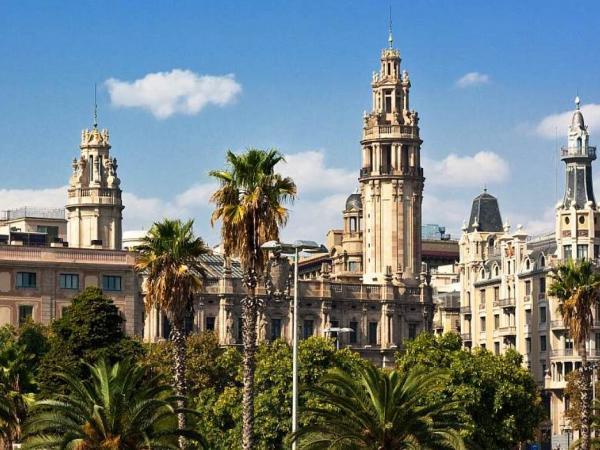 Barcelona - Aix  more details