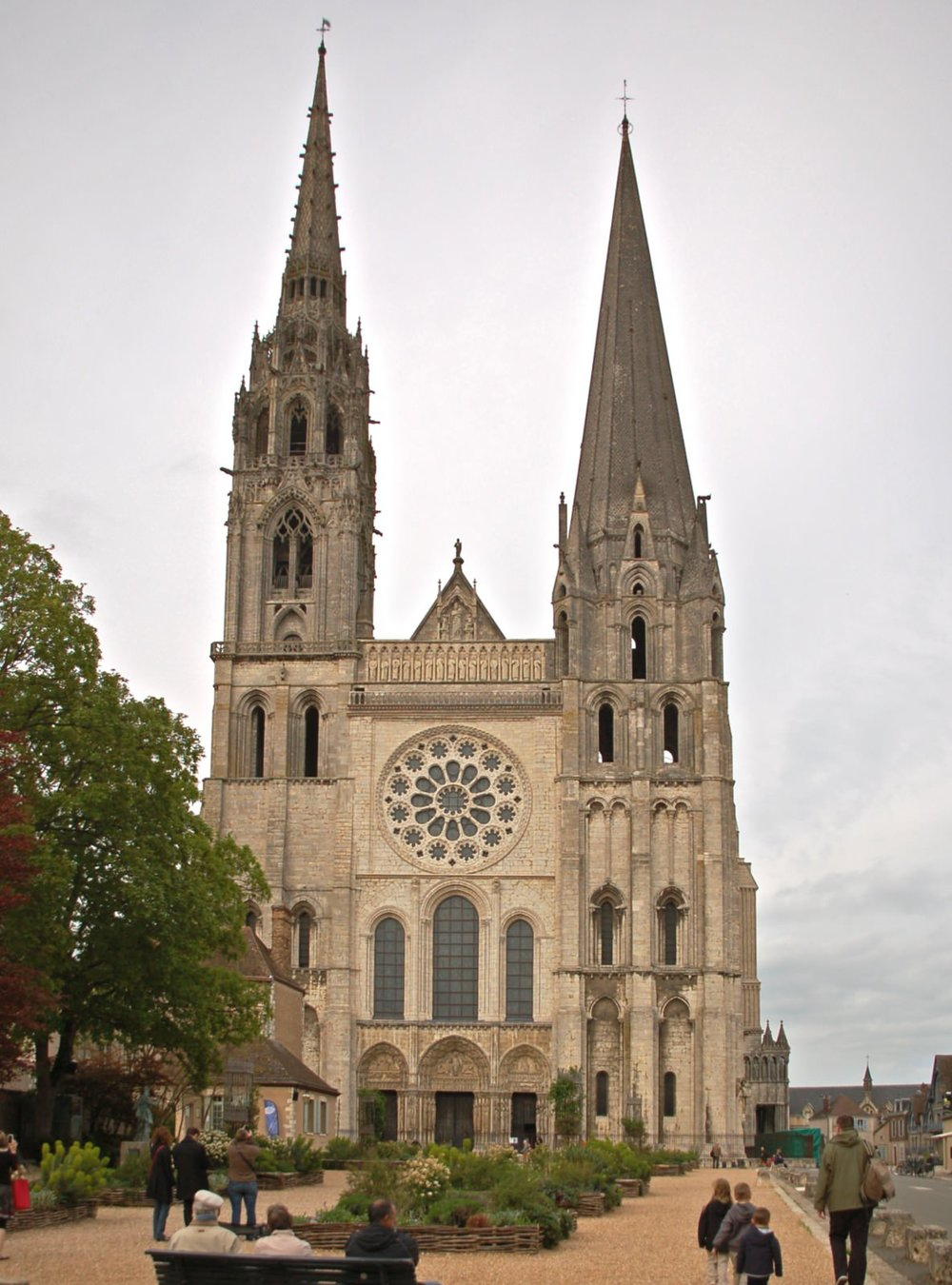 Chartres / Paris Weekend more details