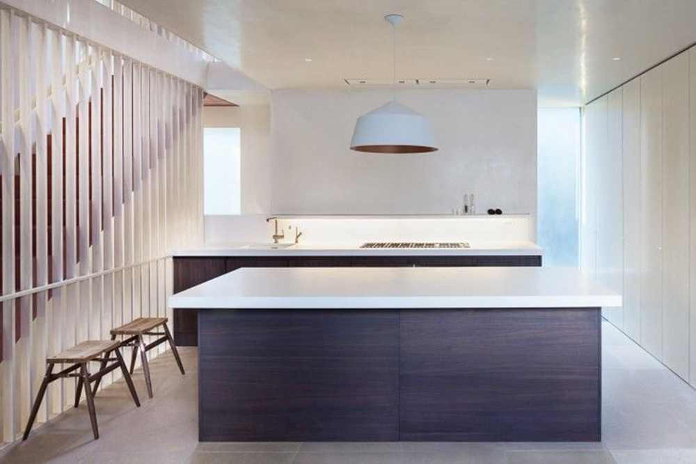 Our Circus Pendant features in the kitchen of the Submariner's House