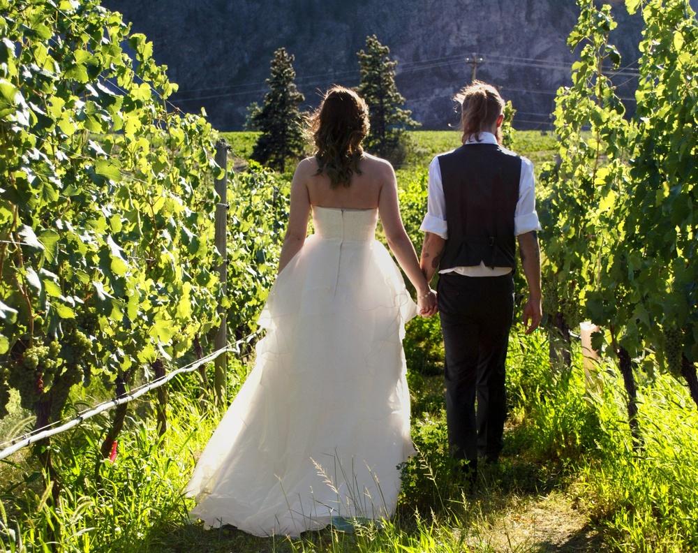 Fisher Wedding Vineyard - jesuisley.com