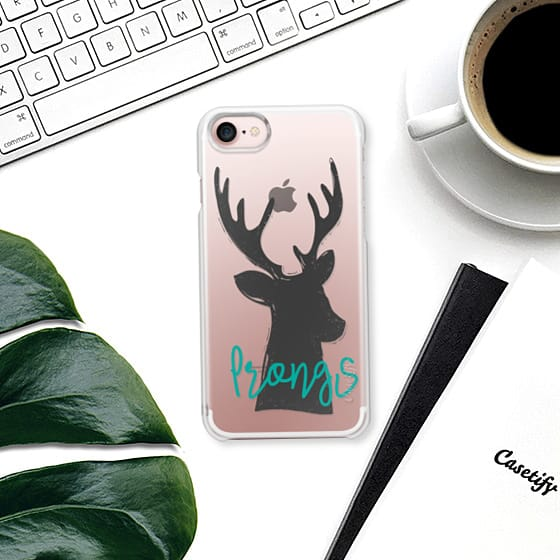 The Prongs Patronus case tends to sell best around Halloween and Harry Potter's birthday!
