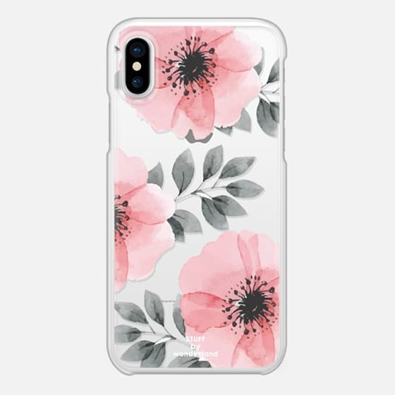 poppies phone case by stuffxwonderland for casetify