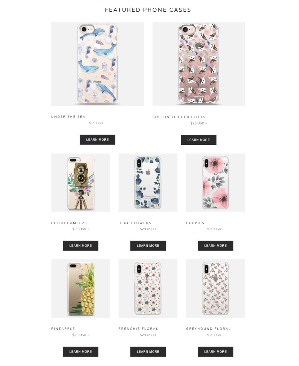 phone cases by stuffxwonderland for casetify on ashleyfisher.ca