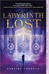 labyrinth lost by zoraida cordova book review on ashleyfisher.ca