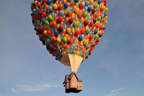 Disney's Up Balloon
