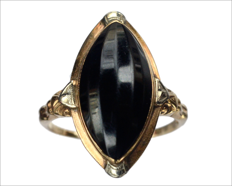 eriebasin: 1930s Deco Ring (in the online shop)