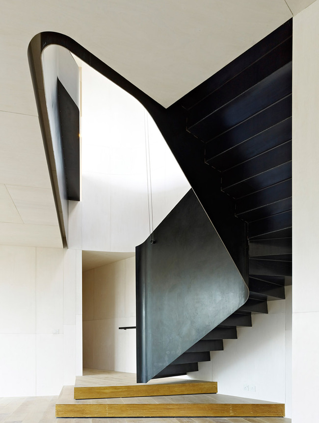 remash: hill house | stair ~ hampson williams architects