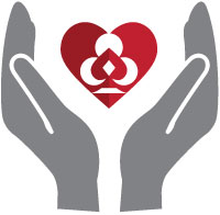 All-In Hands Icon