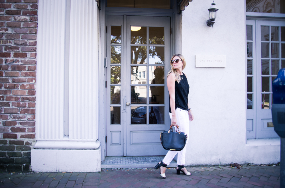 HOW TO TRANSITION YOUR WORK OUTFIT FROM DAY TO EVENING | Kara Bettie Stylist | Fashion Blogger | Beschell Photography