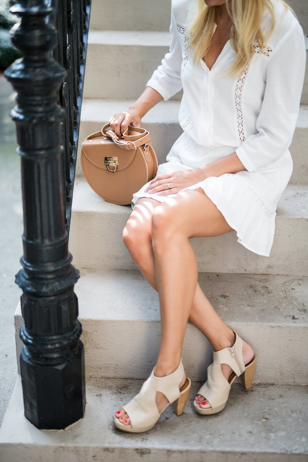 The Perfect Summer Dress | Kara Bettie Stylist | Fashion Blogger | Teresa Earnest Photography