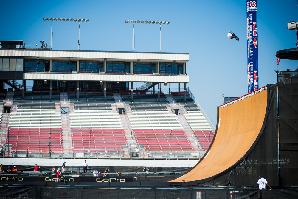 Elliott Sloan at X Games 2013
