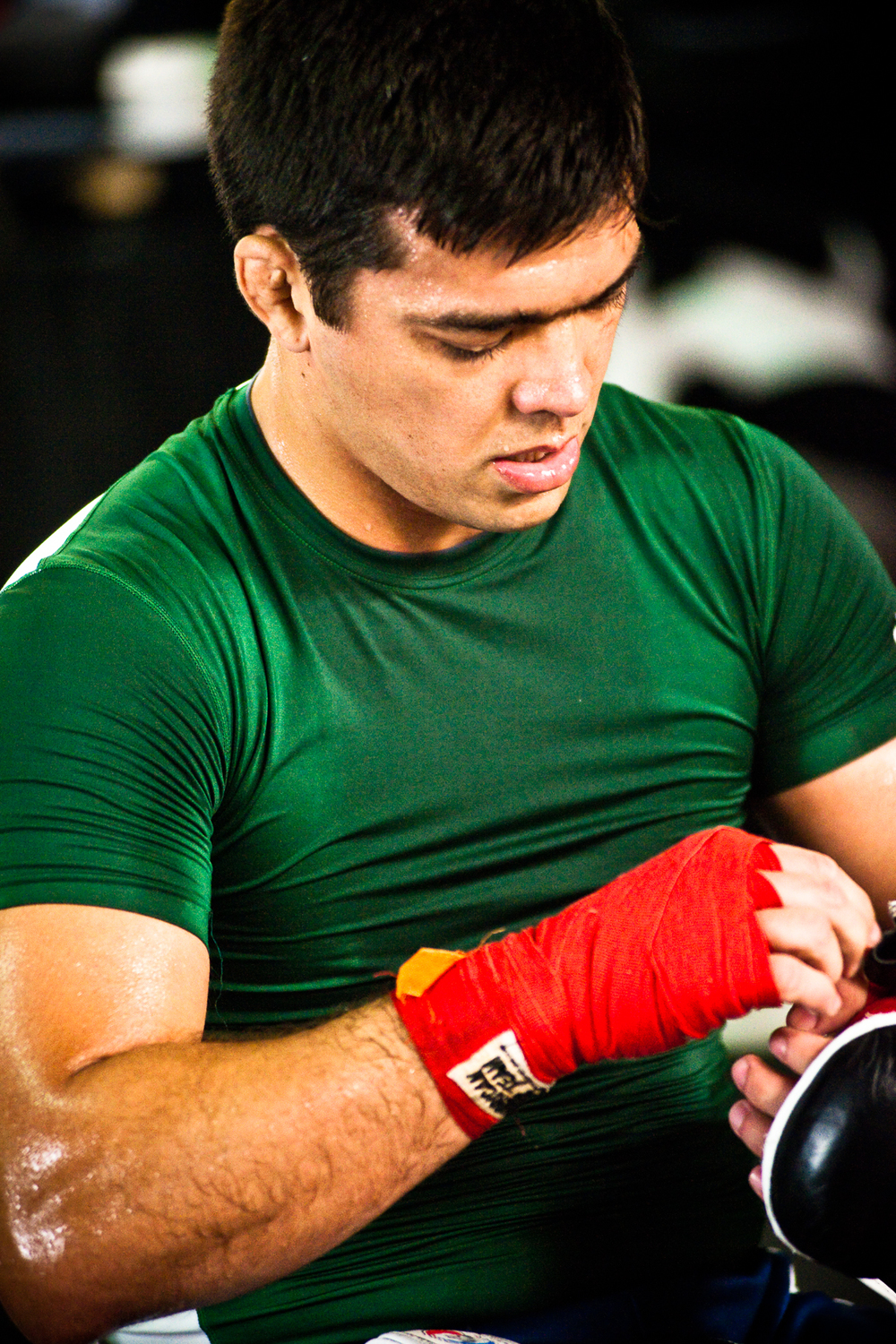 Lyoto Machida for Black House Gym