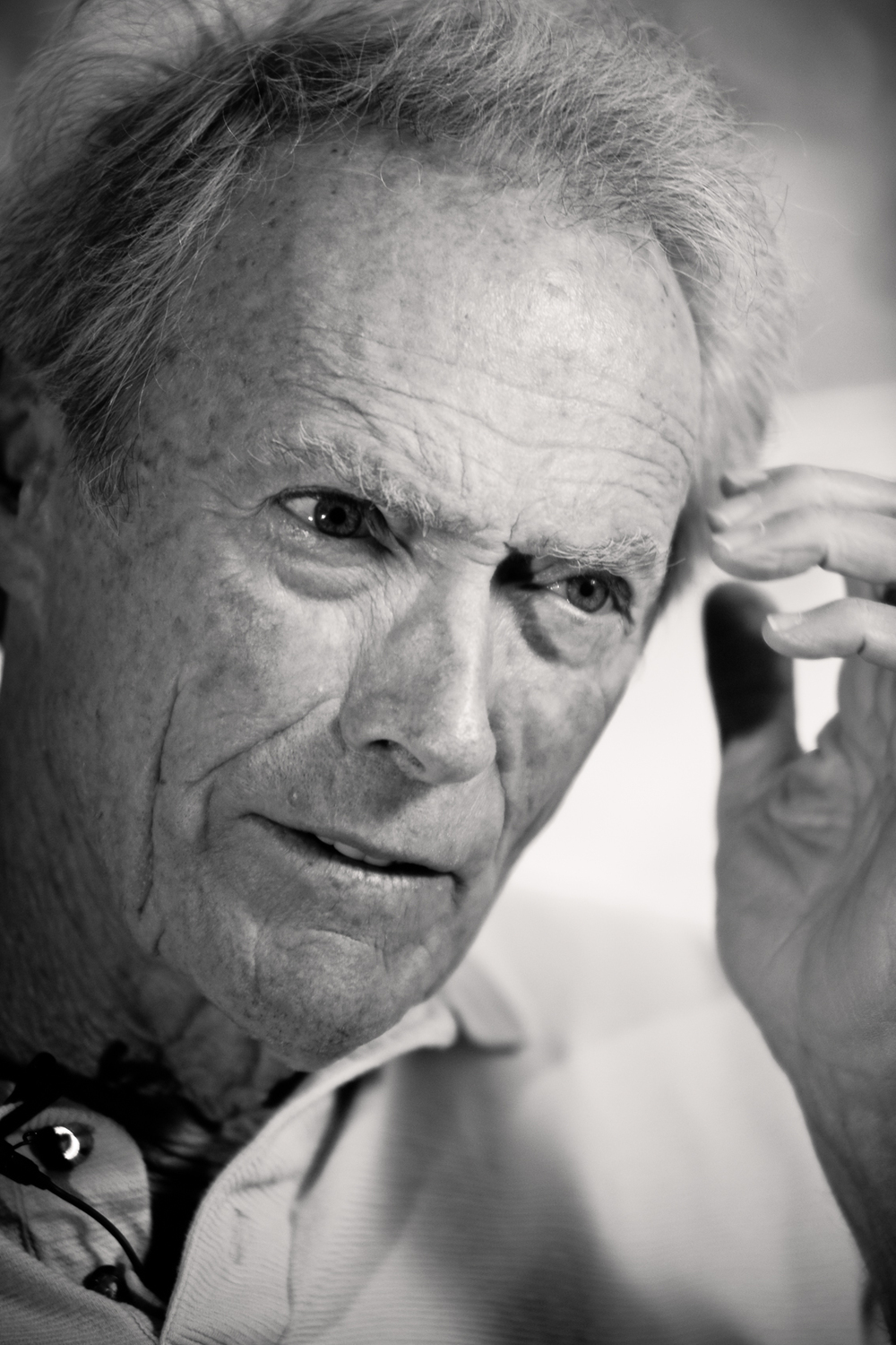 "Clint Eastwood for ""Casting By"""