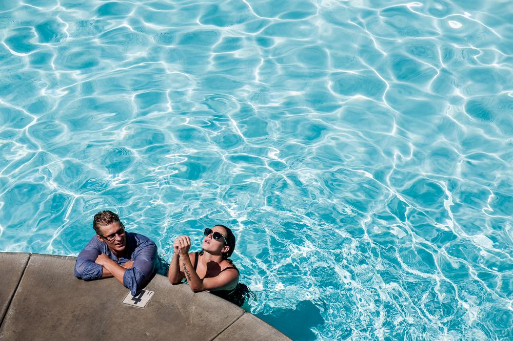 Eero Niemela & Lindsay Perry for Spy Optics