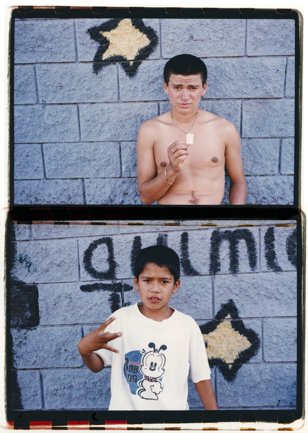 Chico Brenes, Los Angeles, 1998