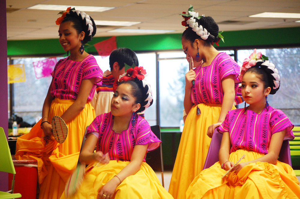 Forest Grove's Mexico en La Piel dance troupe