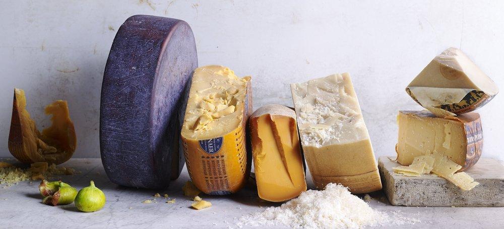 Gateway Cheese: Parmesan