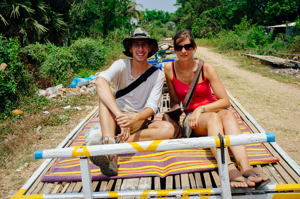Cambodian Bamboo Rail Selfie.jpg