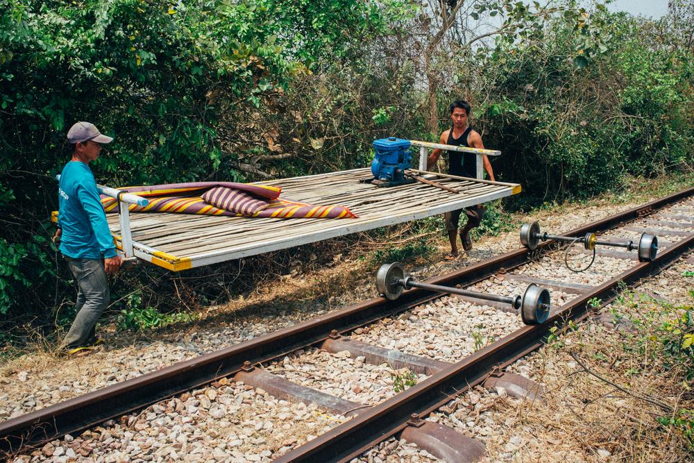 Cambodian Bamboo Rail Change.jpg