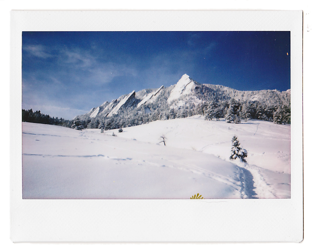 Flatirons Instax Snow.jpg