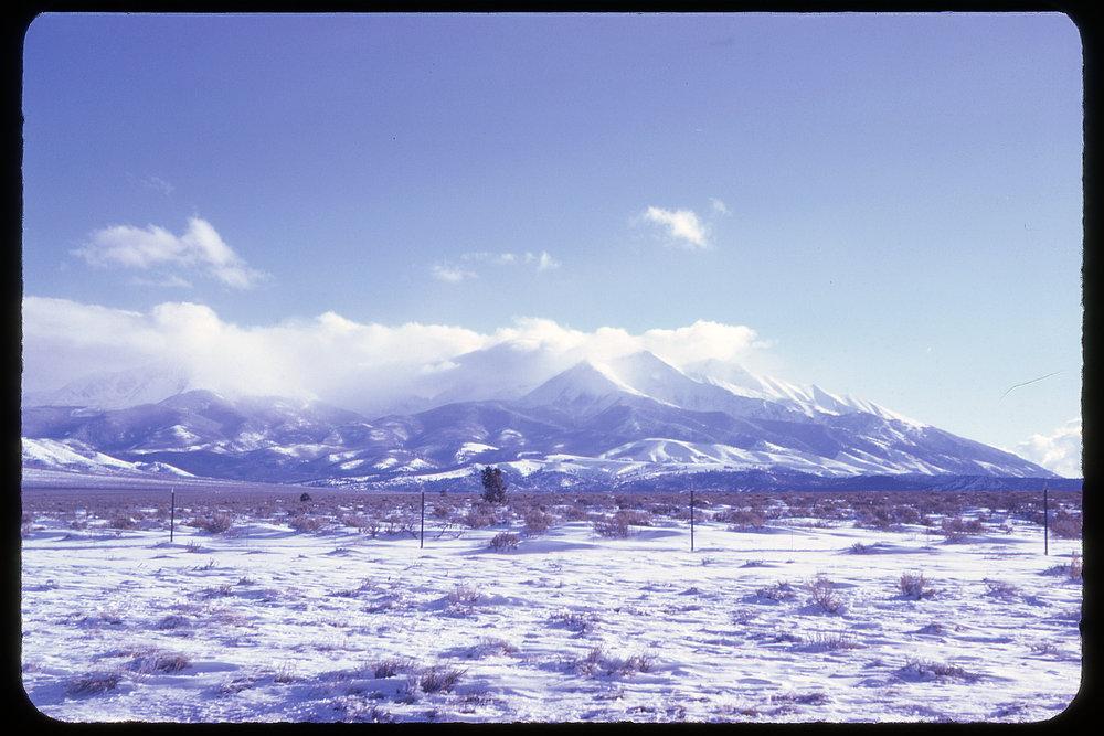 """Mt. Blanca APR 73"""