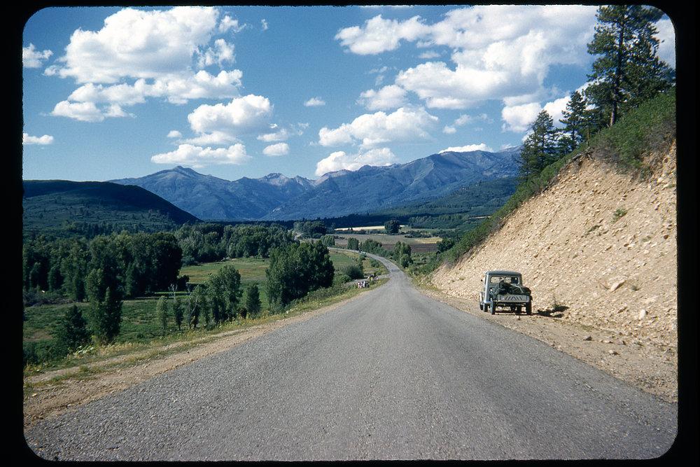 """""""Near Durango ~1951"""""""