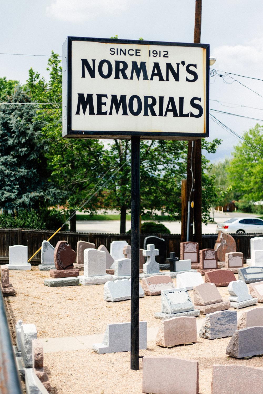 Norman's Memorials.jpg