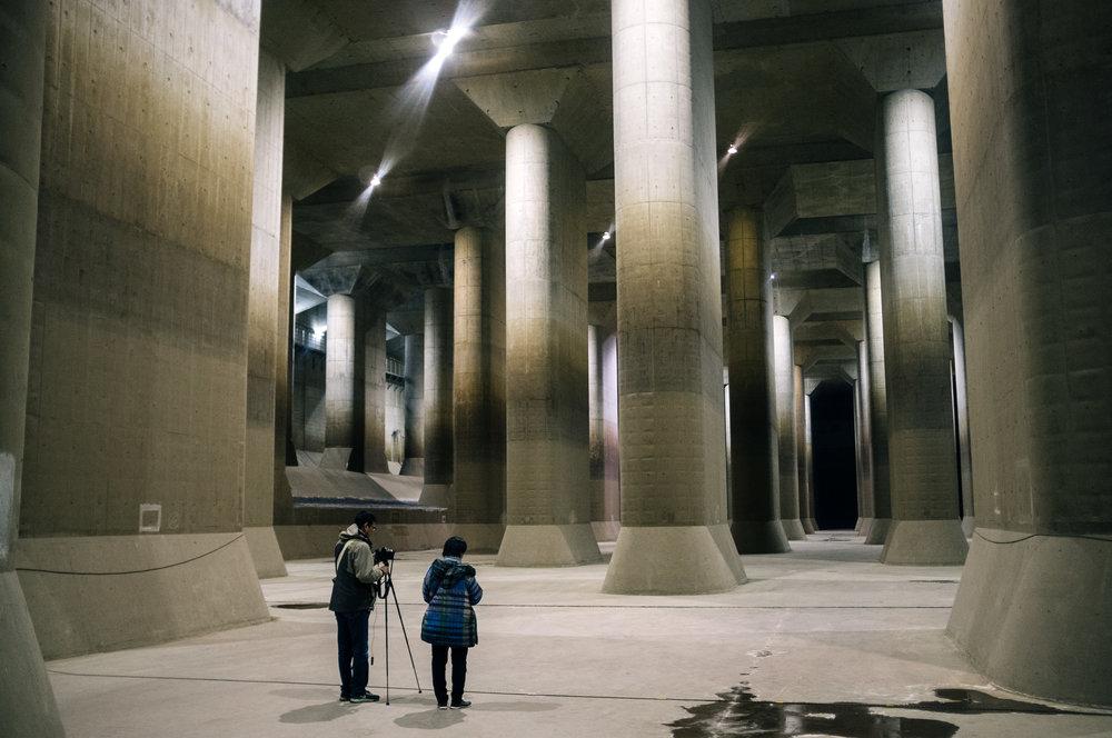 Metropolitan Area Outer Underground Discharge Channel 15.jpg