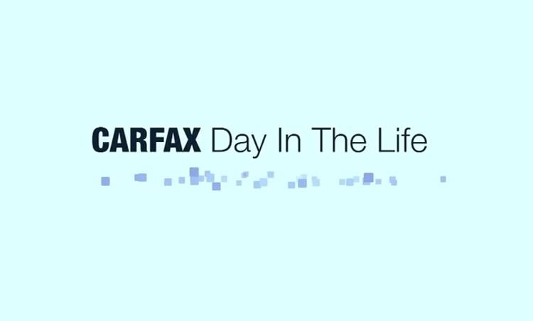 CARFAX  Day In The Life  Check It Out :  https://www.youtube.com/watch?v=5ChZyBE2jZI