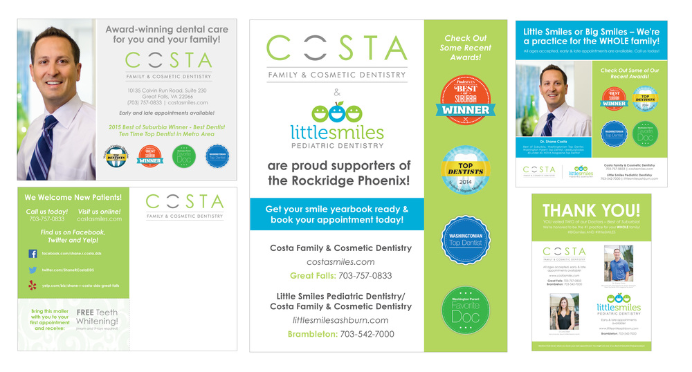 Costa Family Dentistry | Advertisements