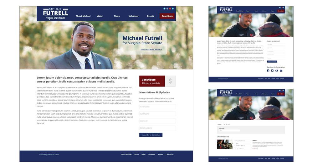 Michael Futrell | Website