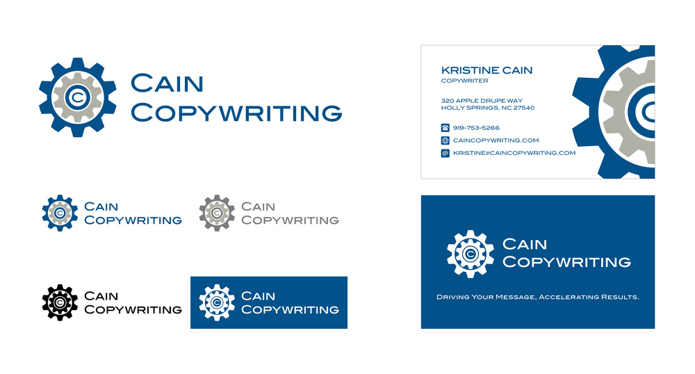 Cain Copywriting | Branding