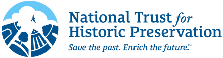 Click here to learn more about the important work being done by the National Trust for Historic Preservation