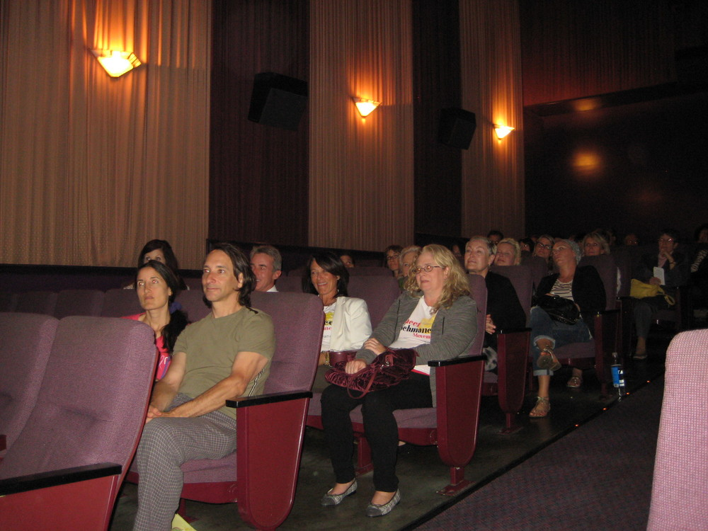2013-09 Beverly Hills Cancer Schmancer_NED Screening Theater audience.JPG