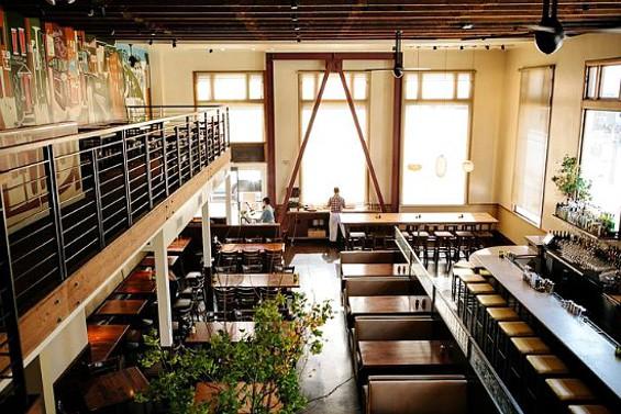 Nopa Restaurant