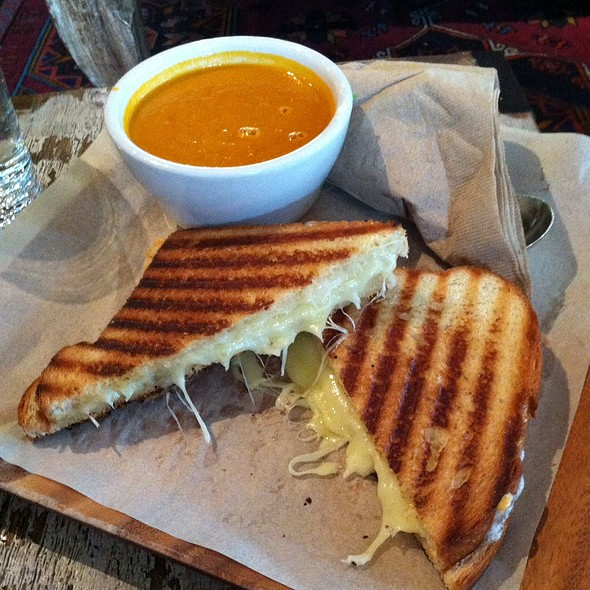 The Grove - Grilled Cheese