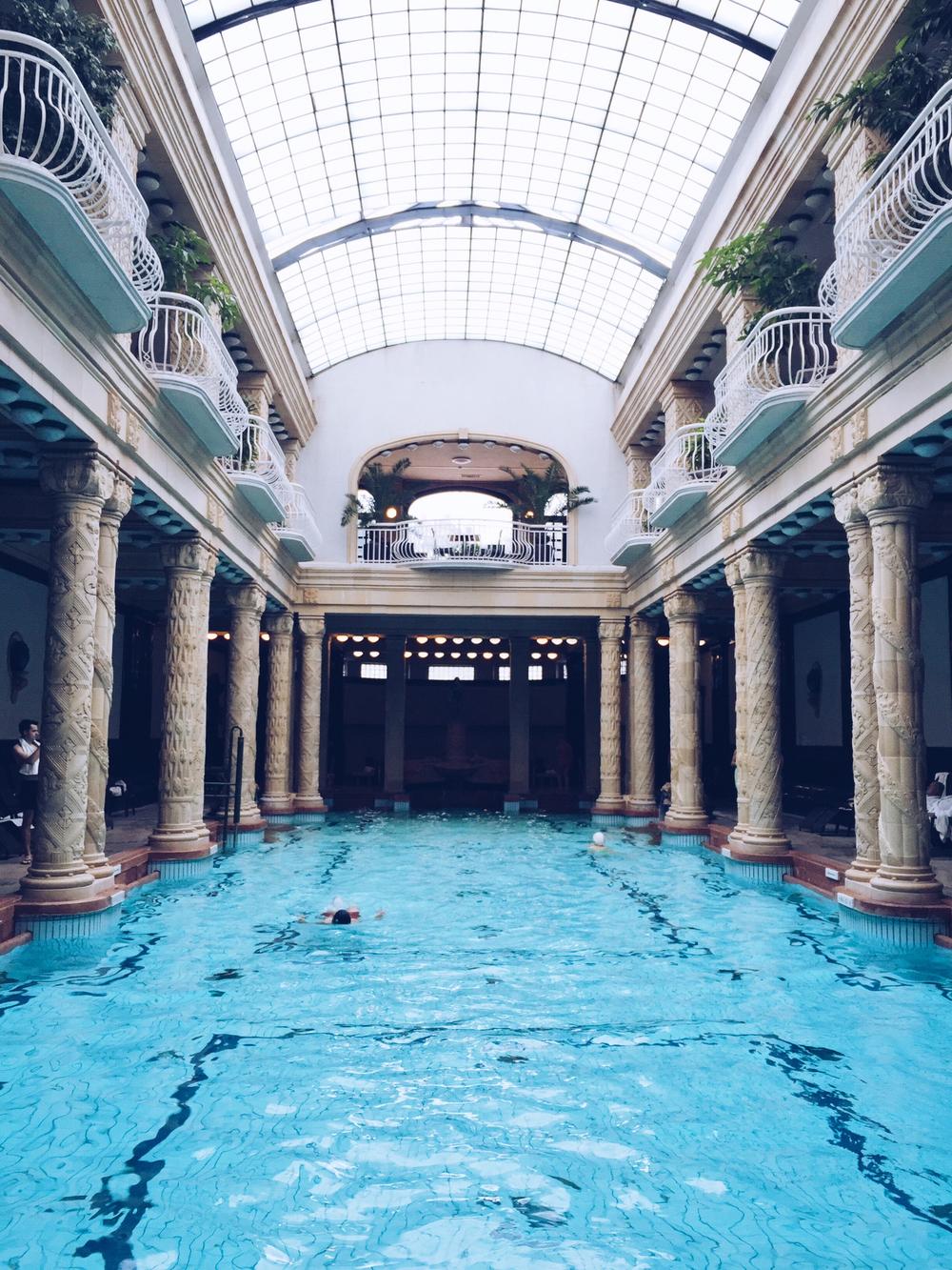 Gellert Spa & Bath
