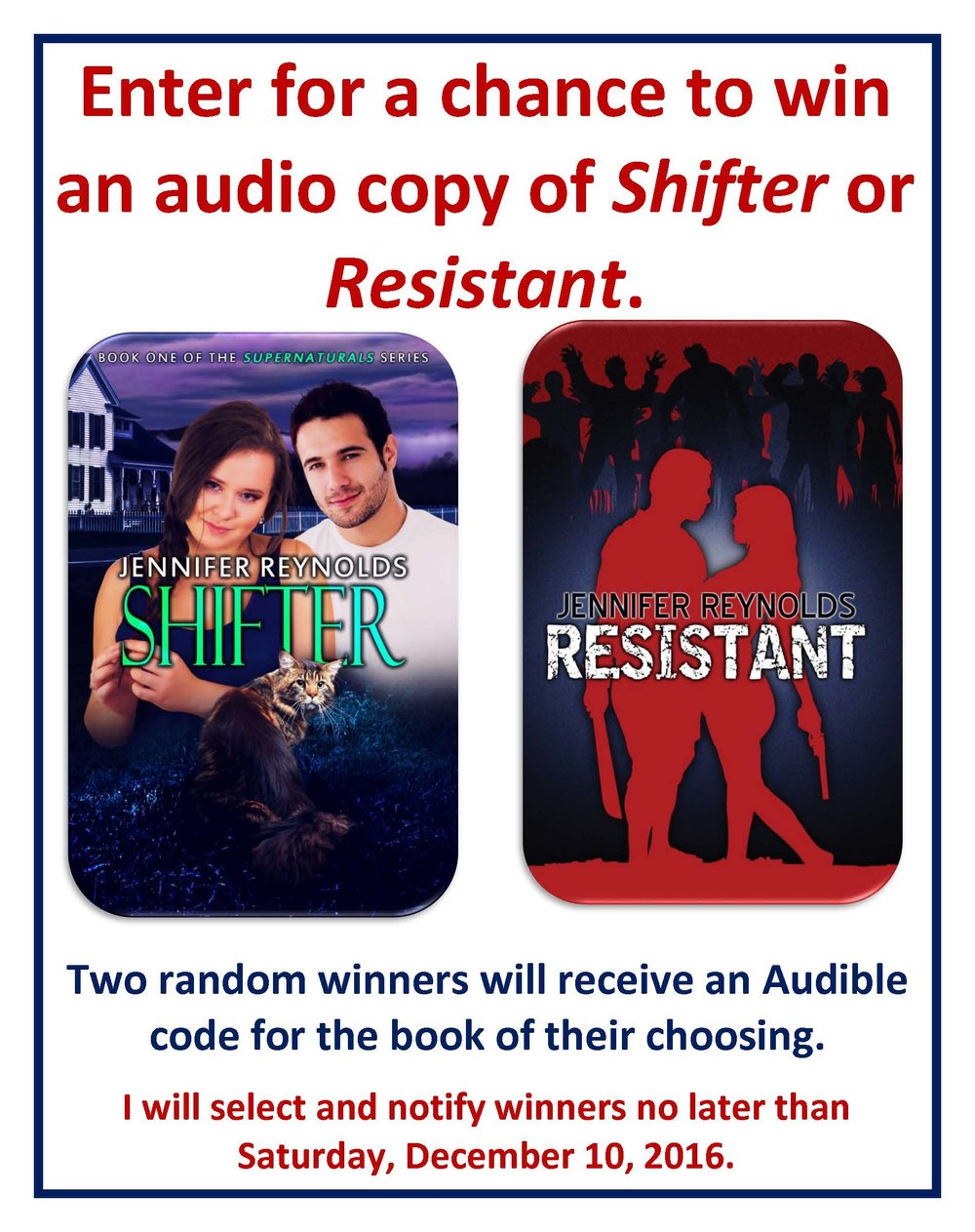 Win an audio copy of Shifter or Resistant.jpg