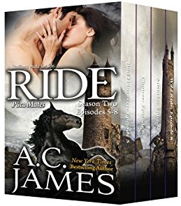 Ride Cyn and Fallon: BBW Paranormal Shape Shifter Romance (Puca Mates Season Two Box Set, Episodes (5-8)     Amazon