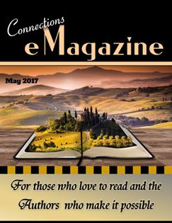Check out the May 2017 edition of Connections eMagazine to find out about perma-frees, eBook sales, eBooks up for exchange for reviews, read excerpts from new releases, and more.  https://view.publitas.com/mpsmith-publishing/connections-emagazine-may-2017/page/108-109