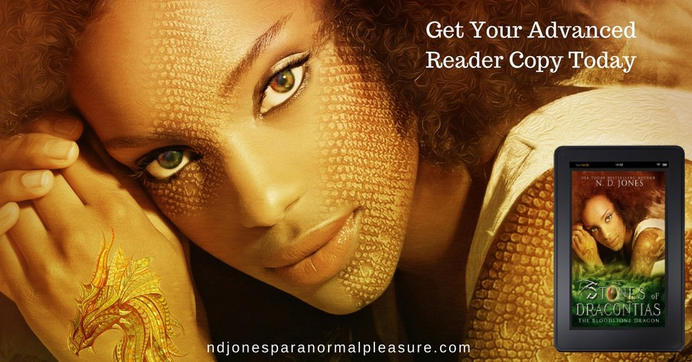 African American Dragon Shifter Paranormal Romance by ND Jones.jpg